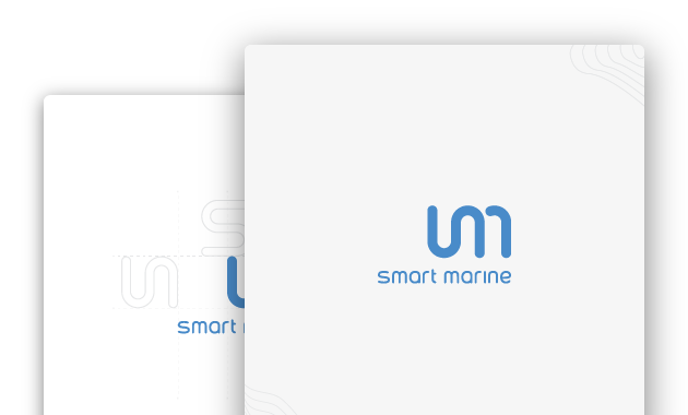 sneak-peek image for Smart Marine Identity & Web project